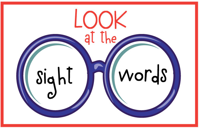 Sight Word Center Clipart - Clipart Kid