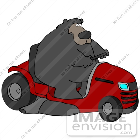 Riding Lawn Mower Clipart Clip Art Illustrations Images Graphics