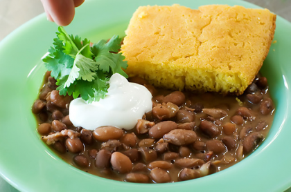 Beans And Cornbread   The Pioneer Woman