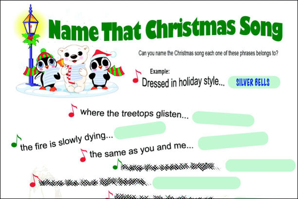 Christmas Carol Game   Quotes Lol Rofl Com