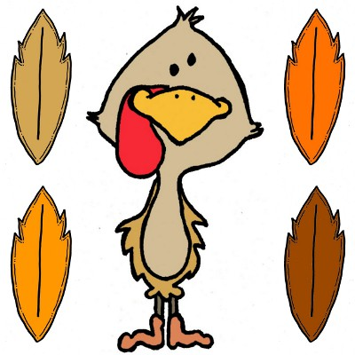 Dancing Turkey Clipart   Clipart Panda   Free Clipart Images