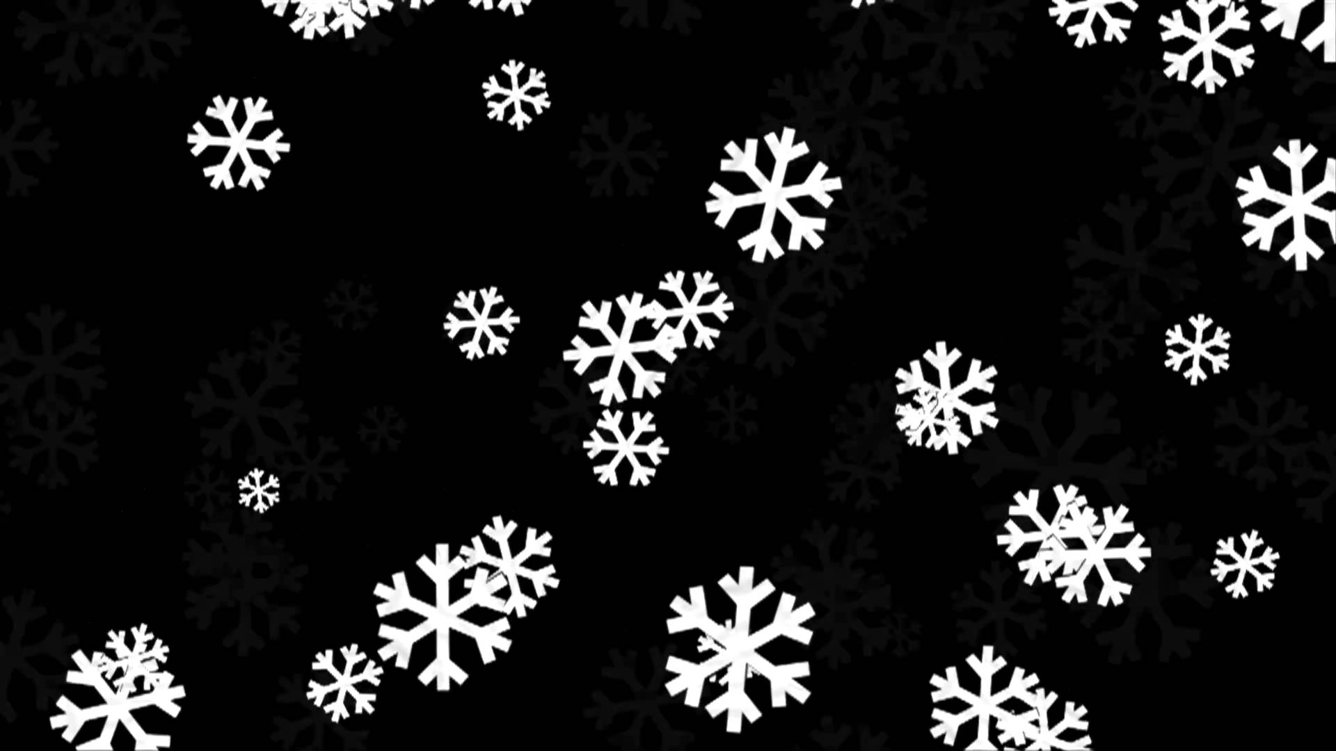 Snow Falling Motion Cl...