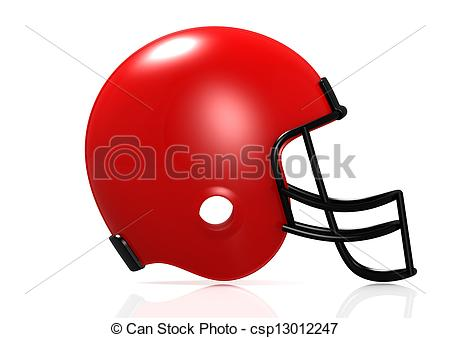 Red Football Helmet Clipart   Clipart Panda   Free Clipart Images
