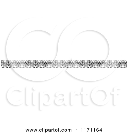 Royalty Free  Rf  Clipart Of Black And White Borders Illustrations