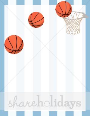 birthday card basketball birthday invitation orange basketball, Birthday card