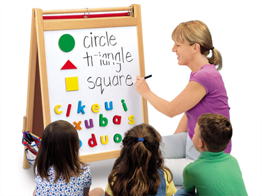 Circle Time Teaching Easel At Lakeshore Learning