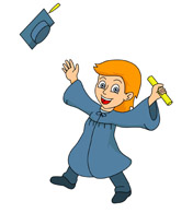 Graduation Clipart And Graphics