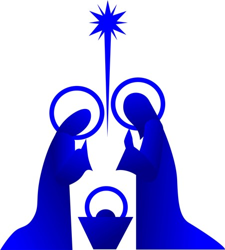 nativity silhouette clipart clipart suggest christmas manger scene clipart manager scene clip art