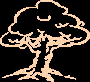 Peach Tree Clipart - Clipart Suggest