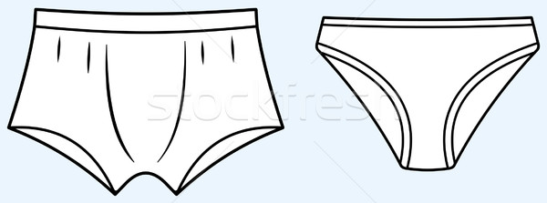 Socks And Underwear Clipart - Clipart Suggest