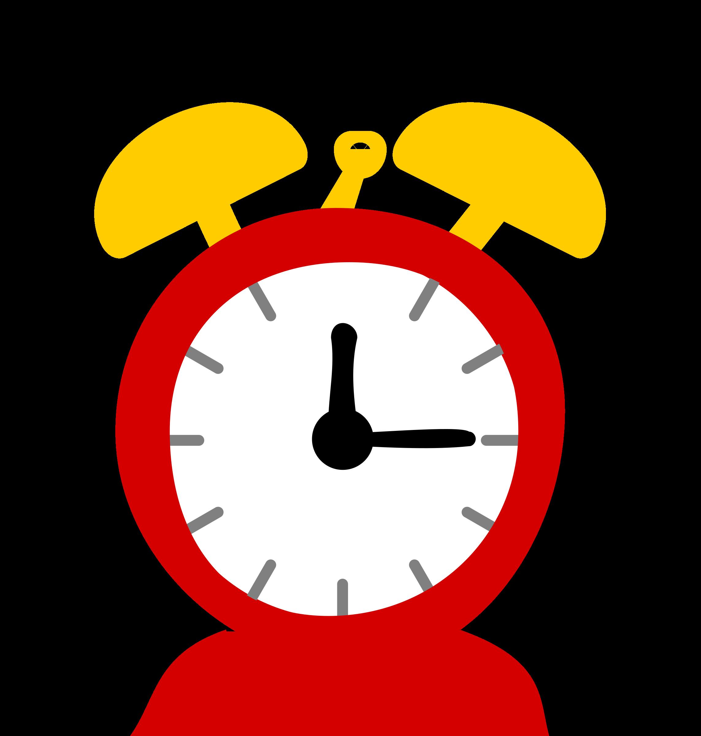 Alarm Clock By Krzysiu