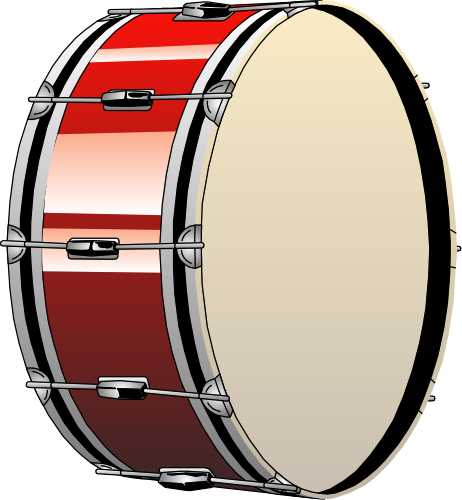 Bass Drum    Music Instruments Percussion Bass Drum Png Html