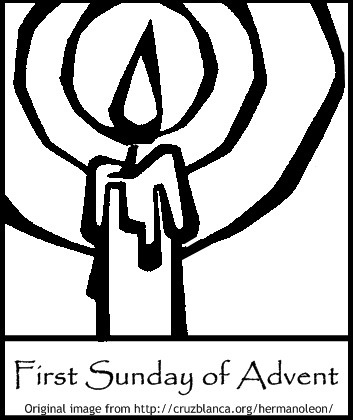 For Advent Bulletin Clipart - Clipart Kid