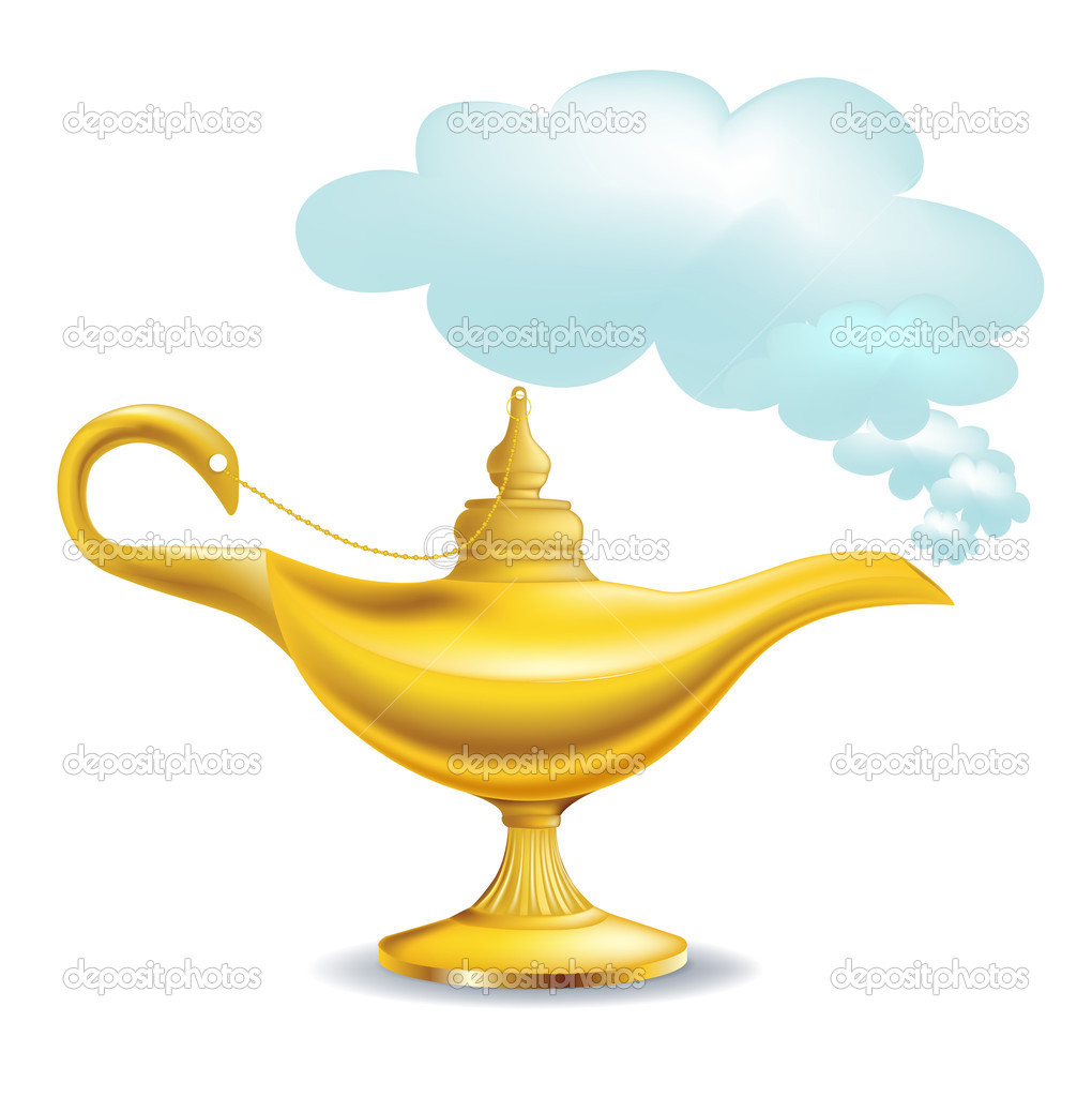 Genie Lamp Education Clipart Suggest