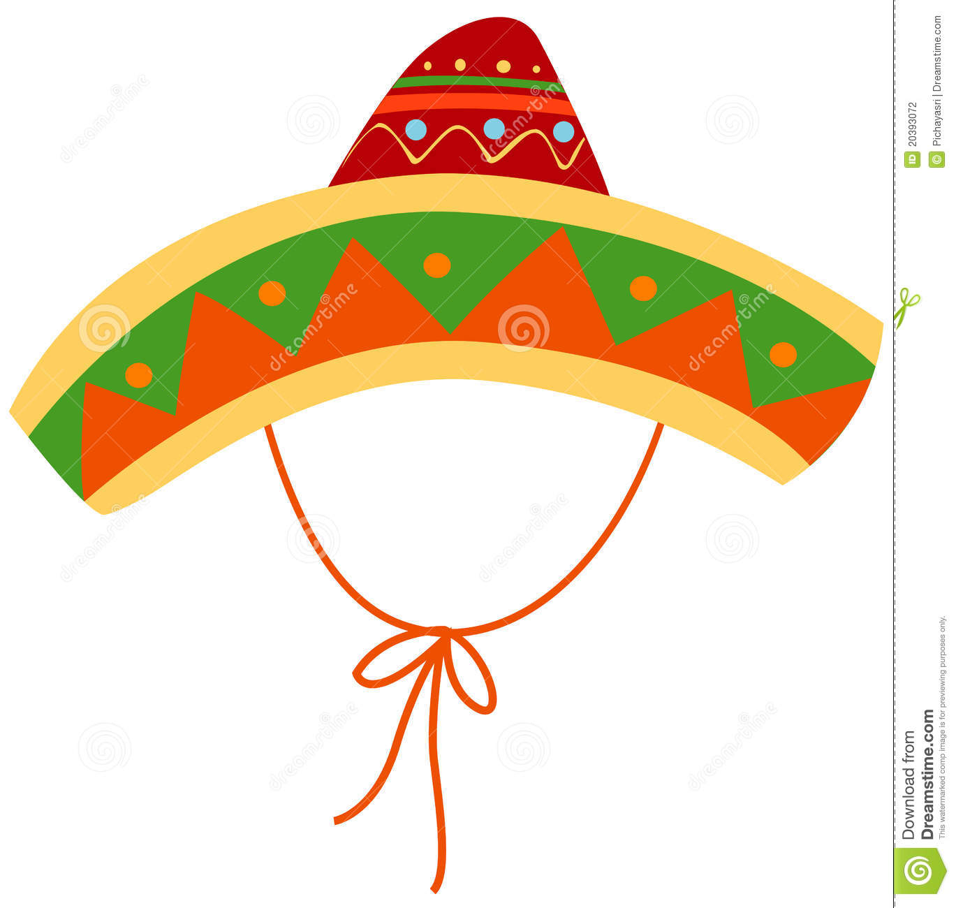 clip art mexican hat - photo #25