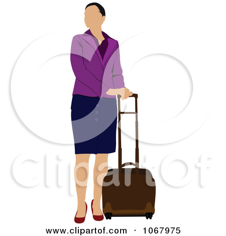 Traveling Businesswoman 1