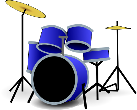 Wpclipart Com Music Instruments Percussion Drum Kit Drum Kit Png Html