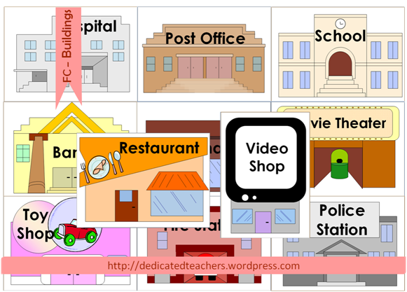 places clipart community town different cliparts found clip library learners young venues playing