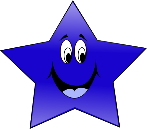 Happy Face Star Clip Art Free Cliparts That You Can Download To You