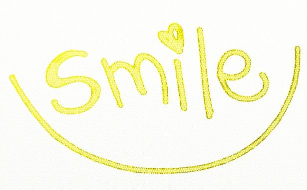 Happy Smile Text Free Stock Photo   Public Domain Pictures