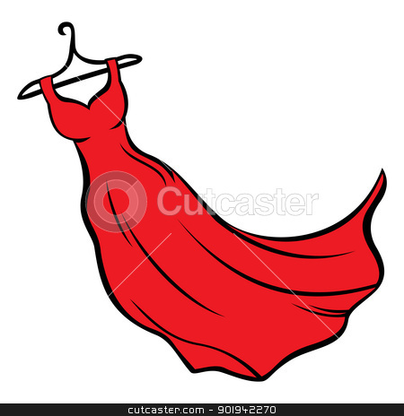 Red Clothes Clipart