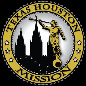 Texas Houston Lds Mission Angel Moroni Gold