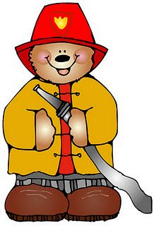 Clip Art Fire Safety Clipart fire safety awareness clipart kid be perfect for the kids to color while learning about safety