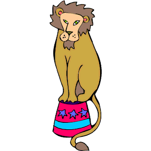 Circus Loin Clipart Cliparts Of Circus Loin Free Download  Wmf Eps