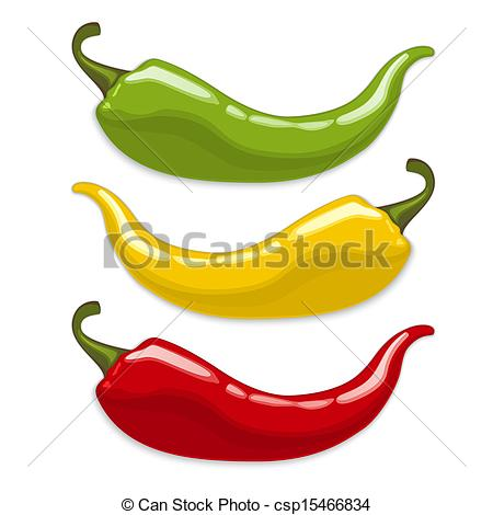 Jalapeno Clipart Can Stock Photo Csp15466834 Jpg
