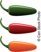 Jalapeno Stock Illustrations  935 Jalapeno Clip Art Images And Royalty