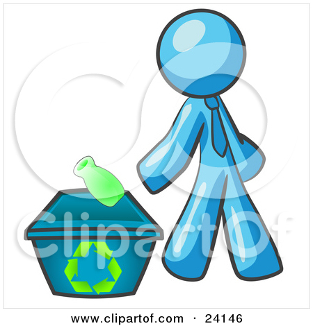 Royalty Free  Rf  Recycle Bin Clipart Illustrations Vector Graphics