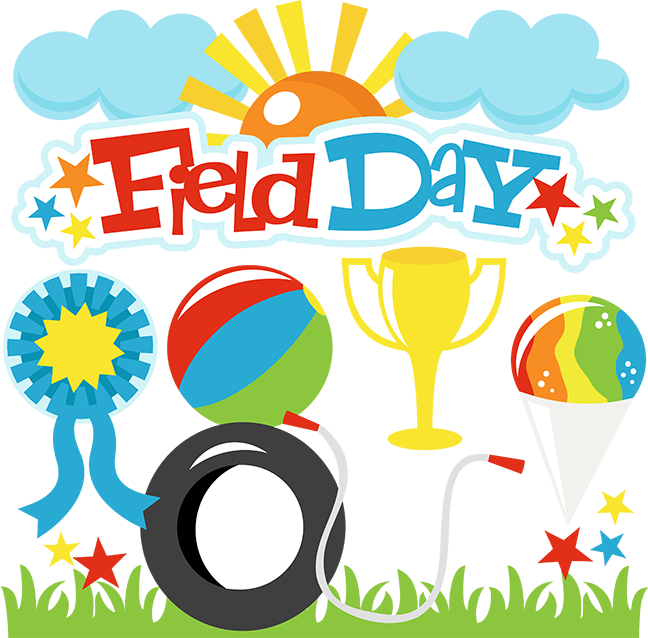 Field Day Clipart - Clipart Kid