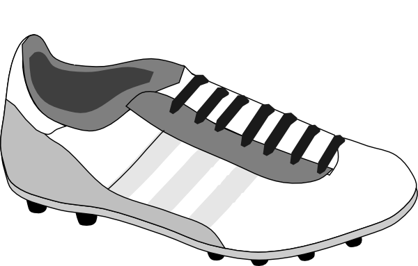 Sport Shoe Clip Art At Clker Com   Vector Clip Art Online Royalty