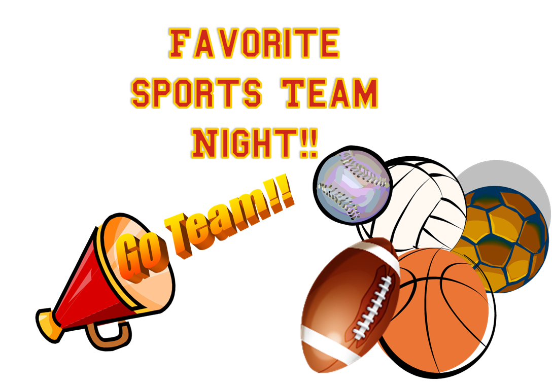 Awana Favorite Sports Team Night