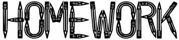 Doing Homework Clipart Black And White Clipart For Website
