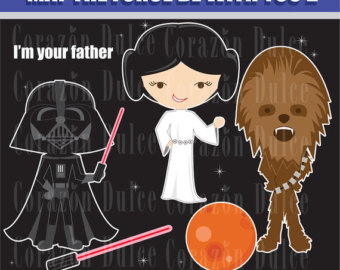 May The Force Be With You 2   Personal And Commercial Use Clip Art