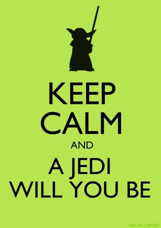 May The Force Be With You    Star Wars   Pinterest
