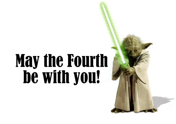 Pctechnix   May The Fourth Be With You