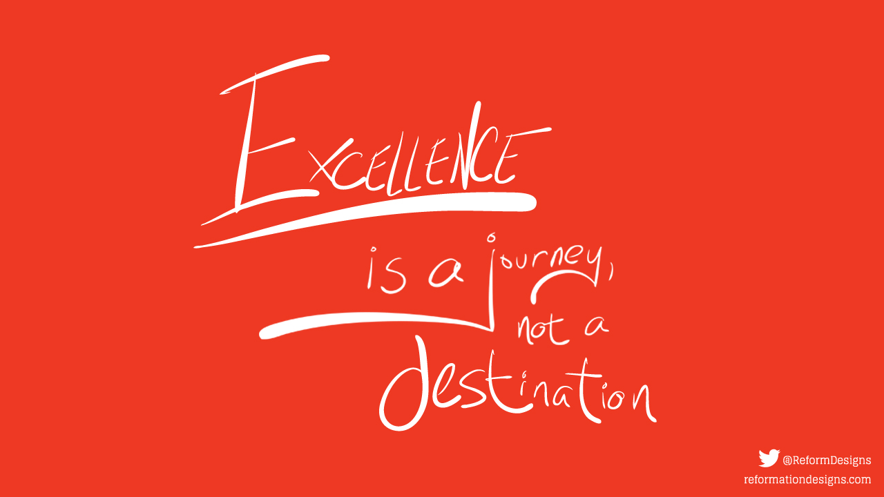 Journey To Excellence ...