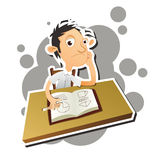 Bored Student Stock Illustrations Vectors   Clipart    105 Stock