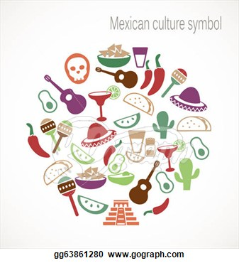 Mexican Culture Clipart Mexican Culture Symbols