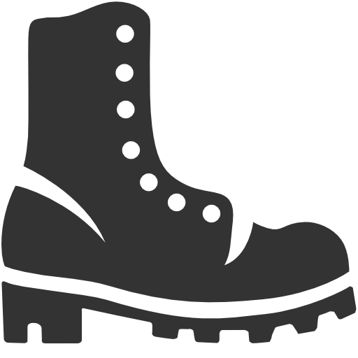 Cartoon Army Boots Clipart Clipart Suggest
