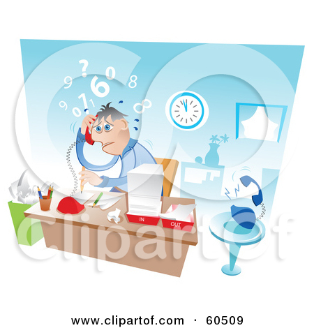 Royalty Free  Rf  Multi Tasking Clipart Illustrations Vector