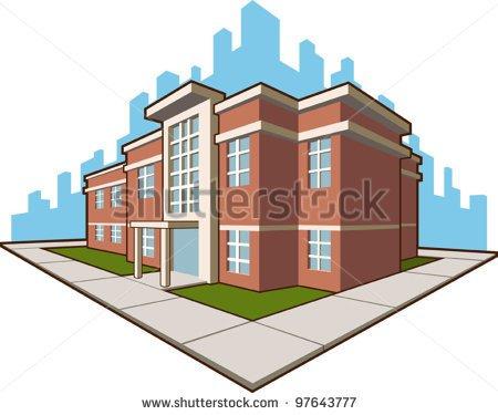 School Building Stock Photos Images   Pictures   Shutterstock