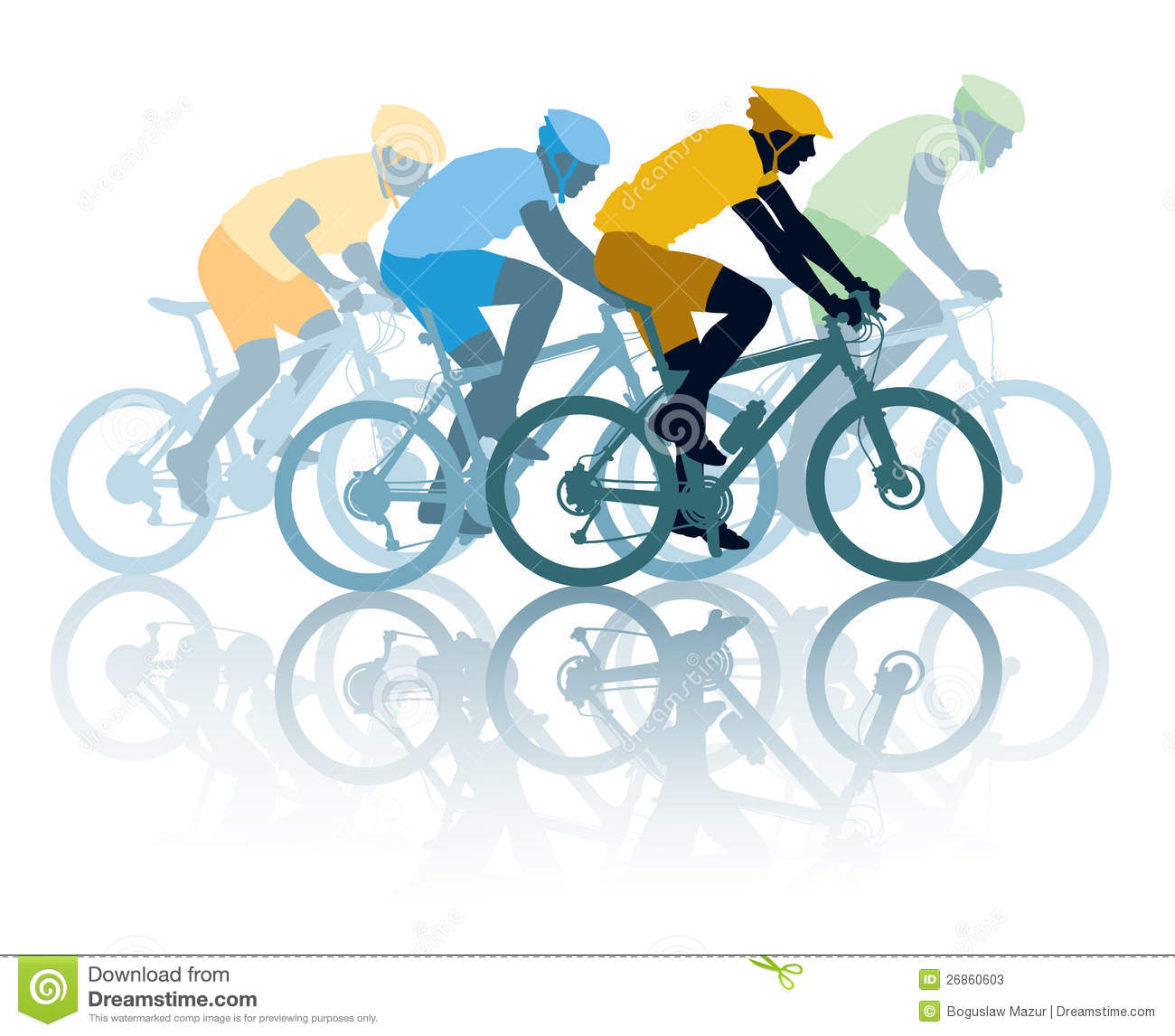 Bike Race Clipart - Clipart Suggest