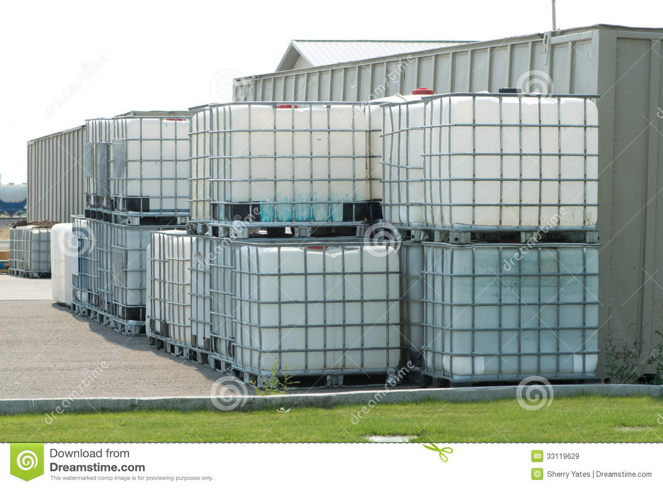 Chemical Storage Royalty Free Stock Images   Image  33119629