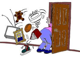 Cleaning The Closet Such A Mundane Act Or Is It   Your Escape