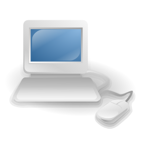 Free Clipart Of Computer