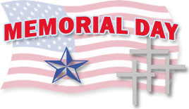 Free Memorial Day Gifs   Memorial Day Animations   Clipart