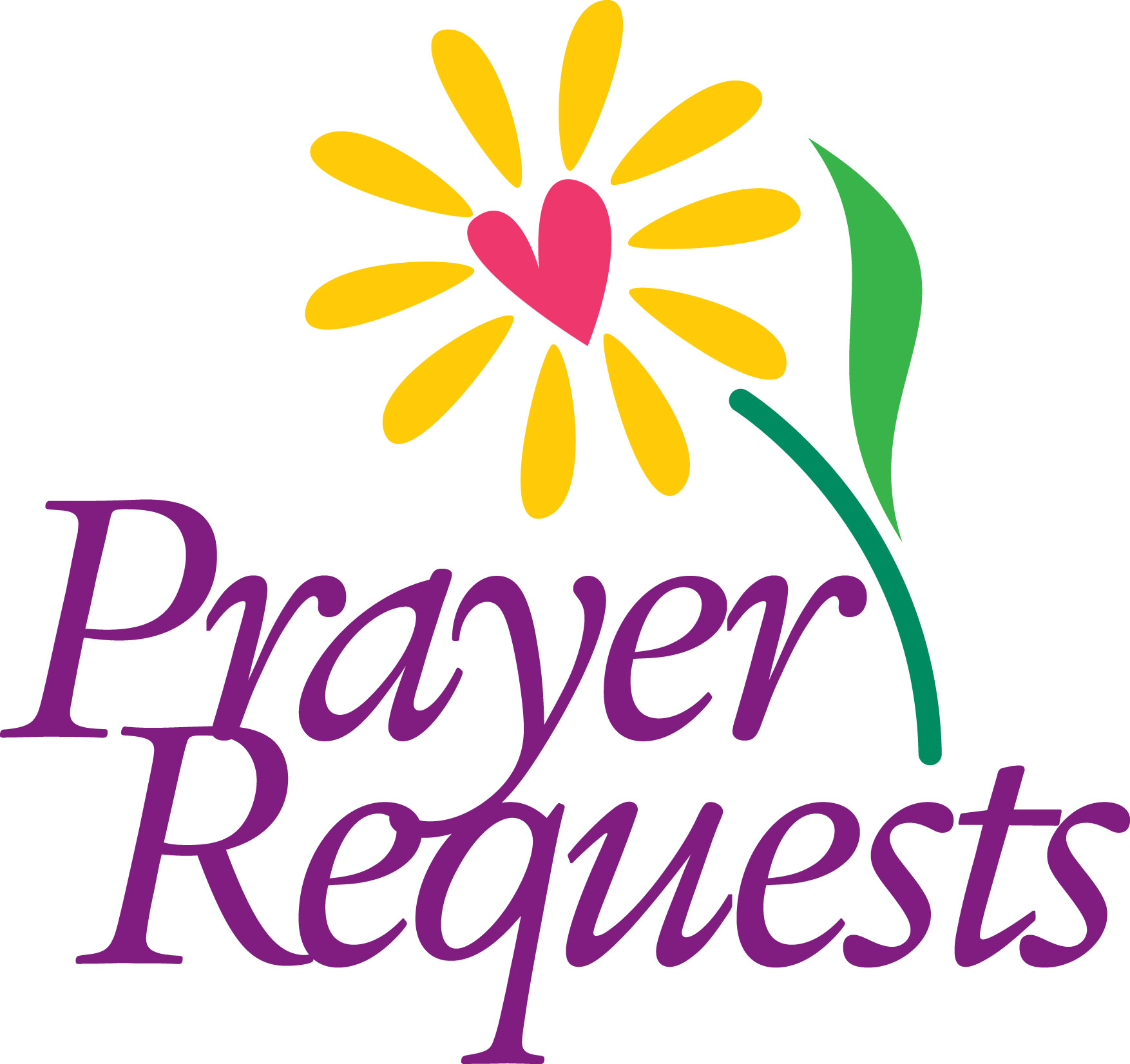 Free Prayer Request Clip Art